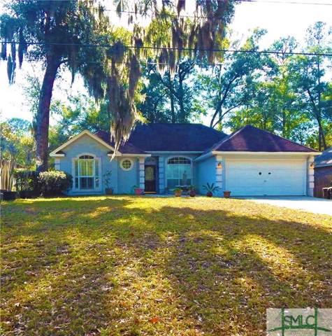305 Coffee Bluff Villa Road, Savannah, GA 31419 (MLS #218768) :: The Arlow Real Estate Group
