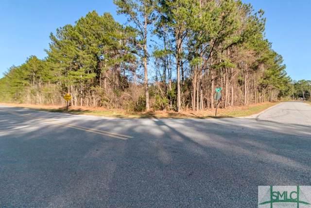 0 Ruben Wells Road, Hinesville, GA 31313 (MLS #218783) :: The Arlow Real Estate Group