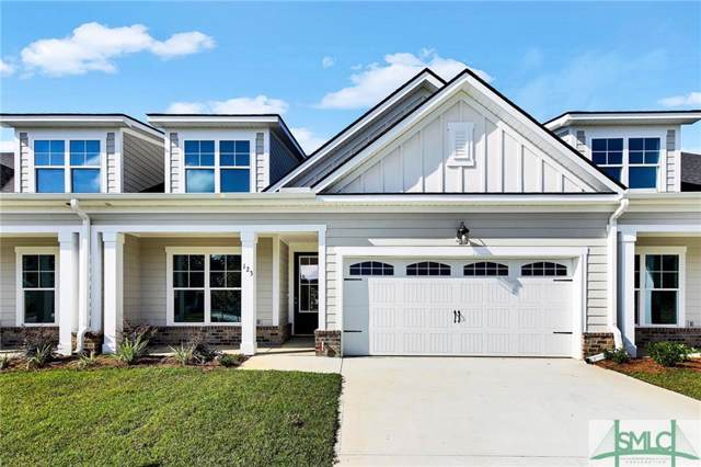 123 Danbury Court, Pooler, GA 31322 (MLS #218786) :: Heather Murphy Real Estate Group