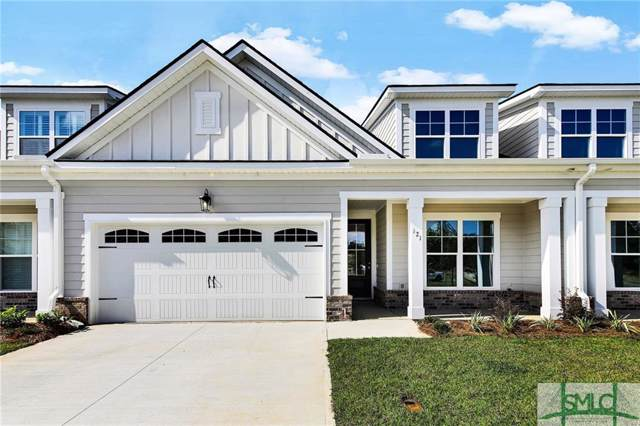 121 Danbury Court, Pooler, GA 31322 (MLS #218787) :: Heather Murphy Real Estate Group