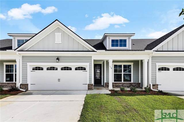118 Danbury Court, Pooler, GA 31322 (MLS #218788) :: Heather Murphy Real Estate Group