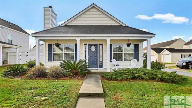 23 Bushwood Drive, Savannah, GA 31407 (MLS #218794) :: The Arlow Real Estate Group