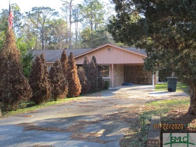 568 Huckleberry Lane, Hinesville, GA 31313 (MLS #218800) :: The Arlow Real Estate Group