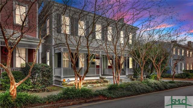 454 Price Street, Savannah, GA 31401 (MLS #218802) :: The Arlow Real Estate Group