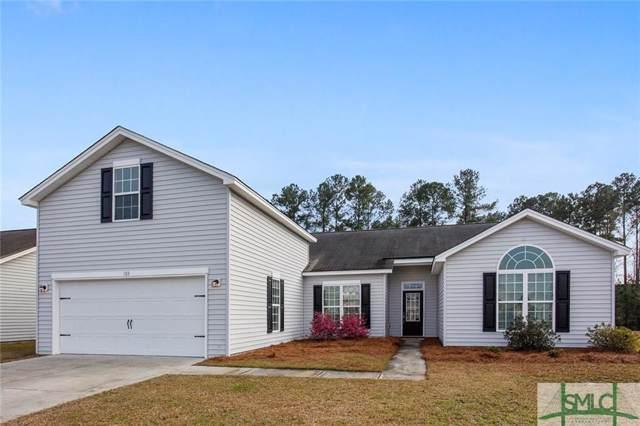 188 Willow Point Circle, Savannah, GA 31407 (MLS #218804) :: The Arlow Real Estate Group