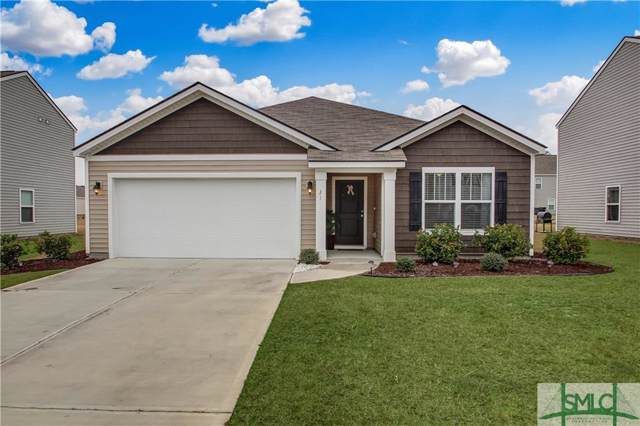 21 Gardenia Drive, Savannah, GA 31407 (MLS #218805) :: Bocook Realty
