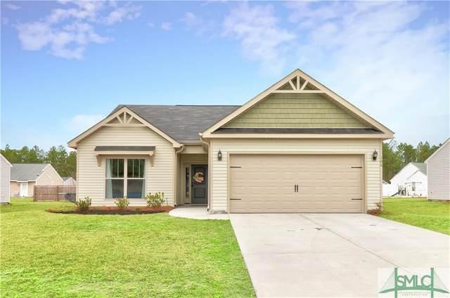 106 Timberlake Lane, Guyton, GA 31312 (MLS #218808) :: Teresa Cowart Team
