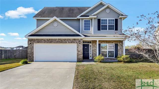 145 Blue Oak Drive, Richmond Hill, GA 31324 (MLS #218813) :: The Randy Bocook Real Estate Team