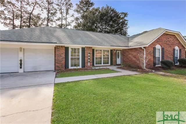 615 Tibet Avenue, Savannah, GA 31406 (MLS #218817) :: The Arlow Real Estate Group