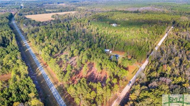 1101 Old Dixie Highway S, Newington, GA 30446 (MLS #218823) :: The Sheila Doney Team