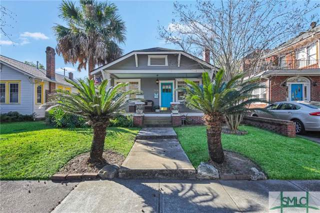 709 E 48th Street, Savannah, GA 31405 (MLS #218825) :: The Arlow Real Estate Group