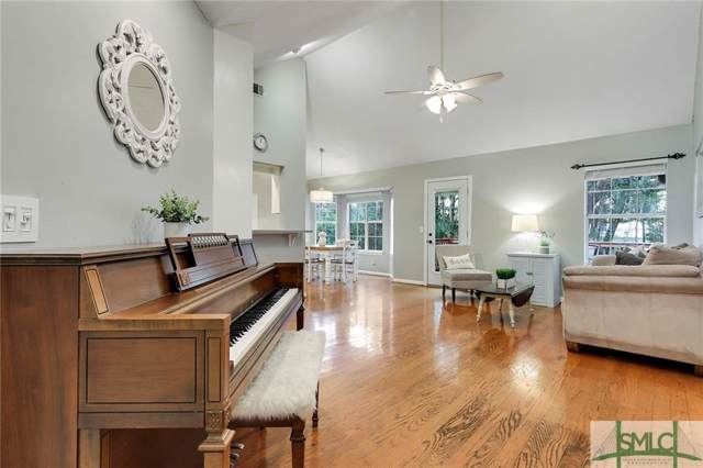 205 Sugar Mill Drive, Savannah, GA 31419 (MLS #218838) :: McIntosh Realty Team