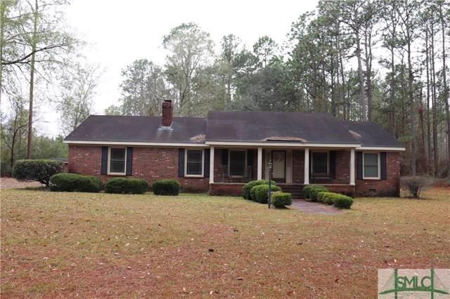 3755 Ga Highway 67 Highway N, Pembroke, GA 31321 (MLS #218846) :: Partin Real Estate Team at Better Homes and Gardens Real Estate Legacy