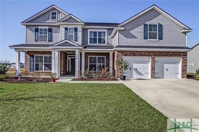 143 Greyfield Circle, Savannah, GA 31407 (MLS #218856) :: The Arlow Real Estate Group