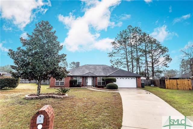 1946 Bluestone Loop, Hinesville, GA 31313 (MLS #218858) :: The Arlow Real Estate Group