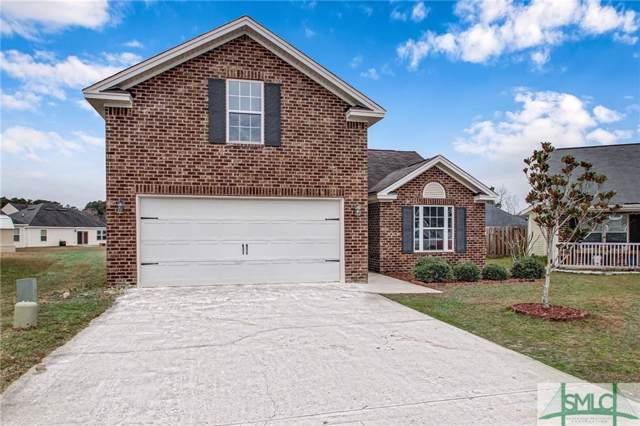 19 Fox Glen Court, Port Wentworth, GA 31407 (MLS #218866) :: The Randy Bocook Real Estate Team