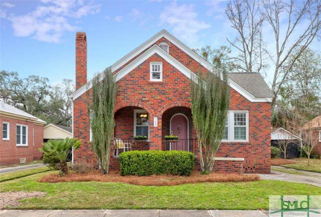 722 E 50th Street, Savannah, GA 31405 (MLS #218868) :: The Arlow Real Estate Group