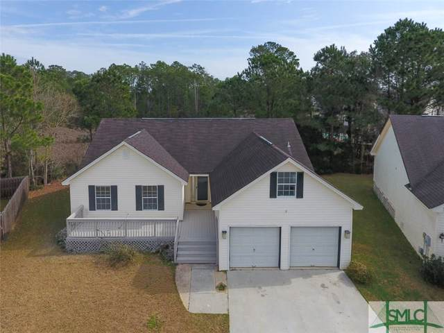 15 Marsh Hen Court, Savannah, GA 31419 (MLS #218869) :: Bocook Realty
