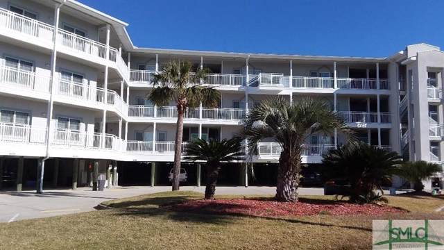 1217 Bay Street 107C, Tybee Island, GA 31328 (MLS #218872) :: Partin Real Estate Team at Luxe Real Estate Services