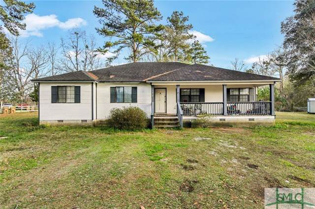 176 4th Street, Clyo, GA 31303 (MLS #218873) :: Partin Real Estate Team at Better Homes and Gardens Real Estate Legacy