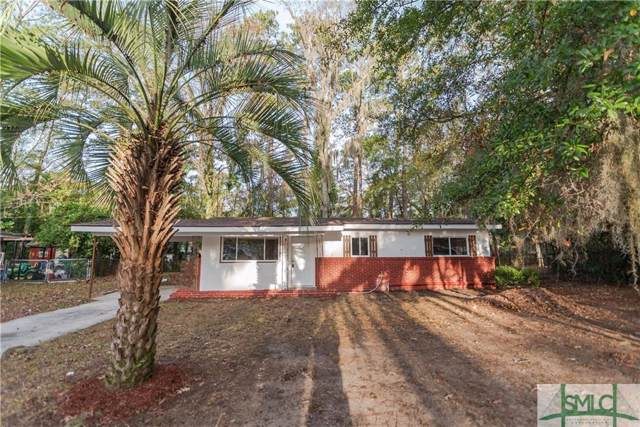 14 Sidney Court, Savannah, GA 31406 (MLS #218874) :: Partin Real Estate Team at Better Homes and Gardens Real Estate Legacy