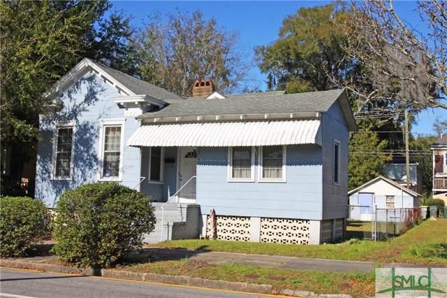 910 E Anderson Street, Savannah, GA 31401 (MLS #218875) :: Partin Real Estate Team at Better Homes and Gardens Real Estate Legacy