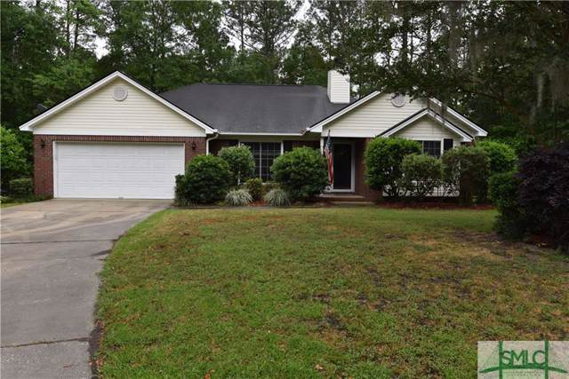108 Dover Drive, Richmond Hill, GA 31324 (MLS #218879) :: Partin Real Estate Team at Better Homes and Gardens Real Estate Legacy