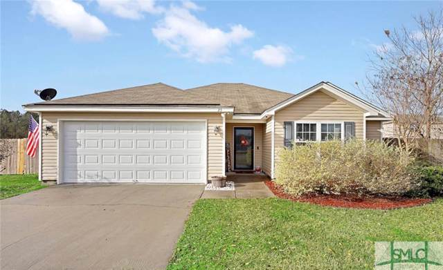 25 Crossgate Way, Guyton, GA 31312 (MLS #218880) :: Partin Real Estate Team at Better Homes and Gardens Real Estate Legacy