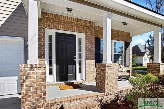 140 Mosswood Drive, Savannah, GA 31405 (MLS #218881) :: Liza DiMarco