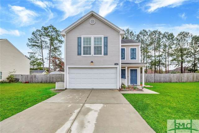 144 Stonewalk Drive, Rincon, GA 31326 (MLS #218883) :: Partin Real Estate Team at Better Homes and Gardens Real Estate Legacy