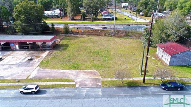 306 S Laurel Street, Springfield, GA 31329 (MLS #218891) :: Partin Real Estate Team at Better Homes and Gardens Real Estate Legacy