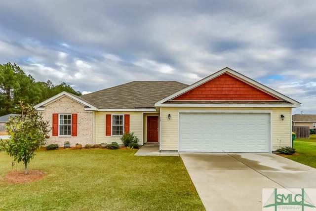 28 Crossgate Way, Guyton, GA 31312 (MLS #218895) :: Partin Real Estate Team at Better Homes and Gardens Real Estate Legacy