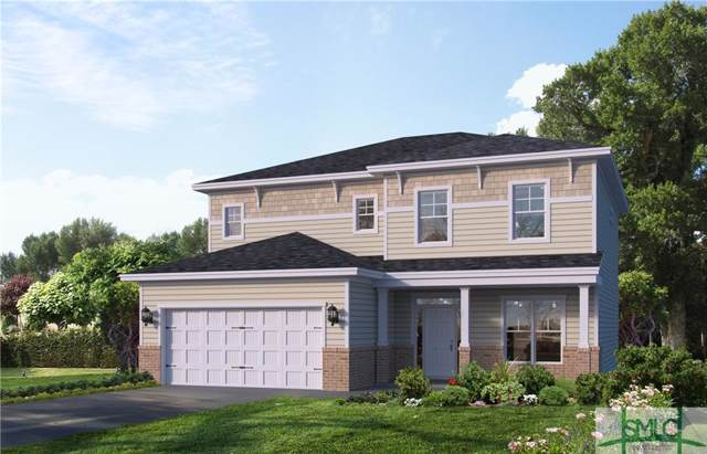 24 Primrose Court, Savannah, GA 31419 (MLS #218898) :: Partin Real Estate Team at Better Homes and Gardens Real Estate Legacy