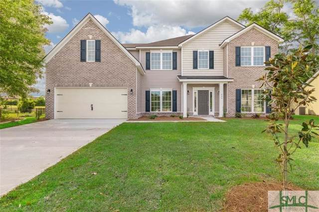 103 Cubbedge Drive, Rincon, GA 31326 (MLS #218903) :: Partin Real Estate Team at Better Homes and Gardens Real Estate Legacy