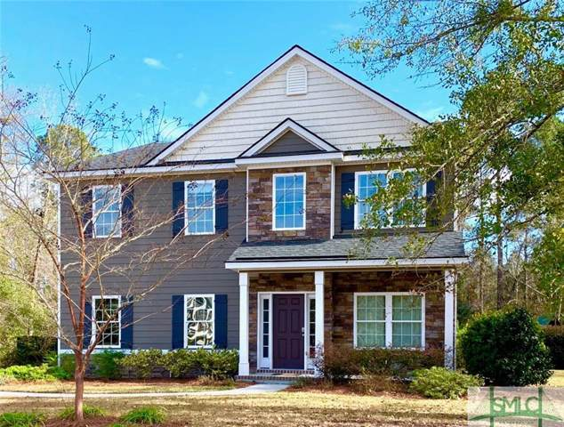 610 Dalcross Drive, Richmond Hill, GA 31324 (MLS #218908) :: The Randy Bocook Real Estate Team