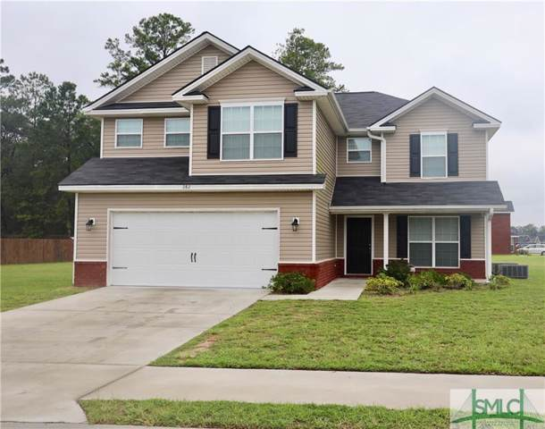 282 Prospect Loop, Midway, GA 31320 (MLS #218916) :: The Randy Bocook Real Estate Team