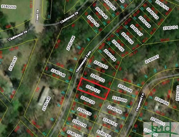 Lot 214 Greenwood Turn, Midway, GA 31320 (MLS #218928) :: Liza DiMarco