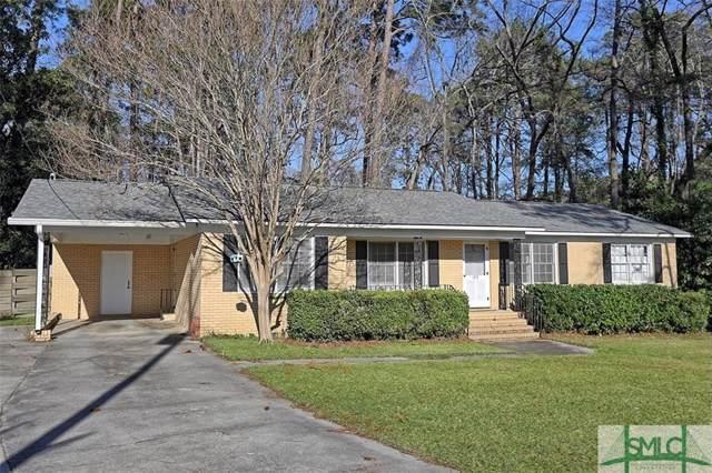 120 Simmons Road, Statesboro, GA 30458 (MLS #218929) :: The Arlow Real Estate Group