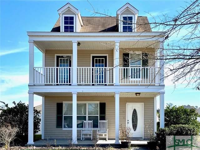 34 Godley Park Way, Pooler, GA 31322 (MLS #218947) :: The Arlow Real Estate Group