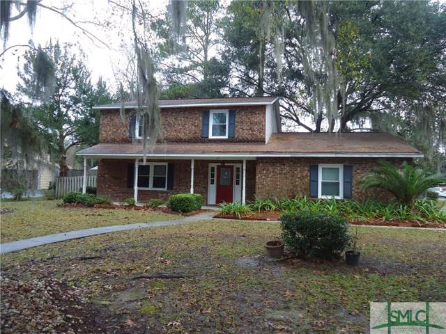 10 Beaver Run Drive, Savannah, GA 31419 (MLS #218949) :: Bocook Realty