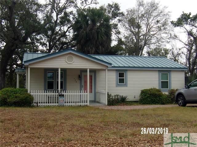 170 Lewis Avenue, Tybee Island, GA 31328 (MLS #218956) :: The Arlow Real Estate Group