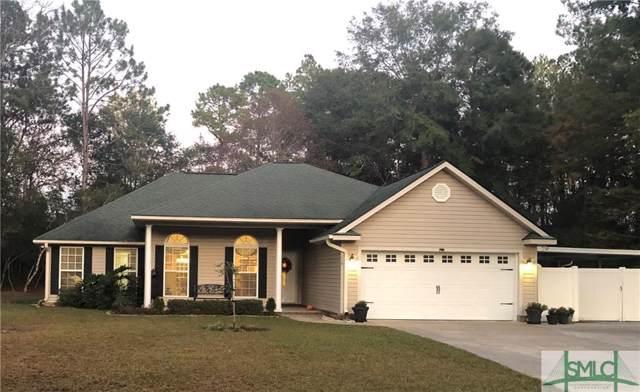 114 Crystal Drive, Rincon, GA 31326 (MLS #218959) :: The Randy Bocook Real Estate Team
