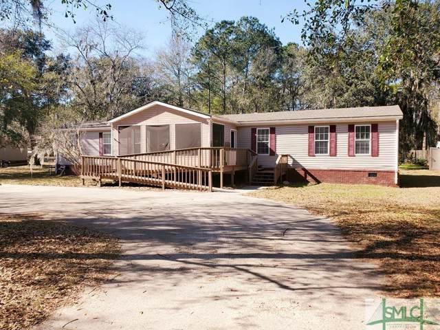 149 Beulah Road, Midway, GA 31320 (MLS #218962) :: The Arlow Real Estate Group