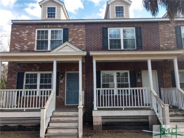1302 Dieter Street, Savannah, GA 31404 (MLS #218969) :: Level Ten Real Estate Group