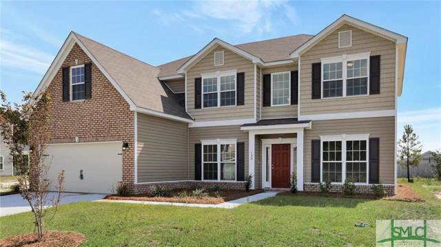 113 Cubbedge Drive, Rincon, GA 31326 (MLS #218974) :: The Randy Bocook Real Estate Team