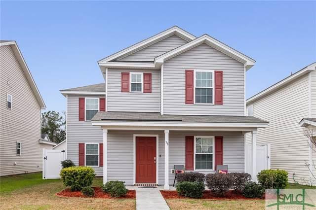 33 Fiore Drive, Savannah, GA 31419 (MLS #218978) :: The Arlow Real Estate Group