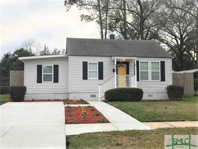 315 E 58th Street, Savannah, GA 31405 (MLS #218979) :: The Randy Bocook Real Estate Team