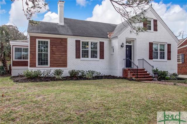 527 E 52nd Street, Savannah, GA 31405 (MLS #218981) :: The Randy Bocook Real Estate Team