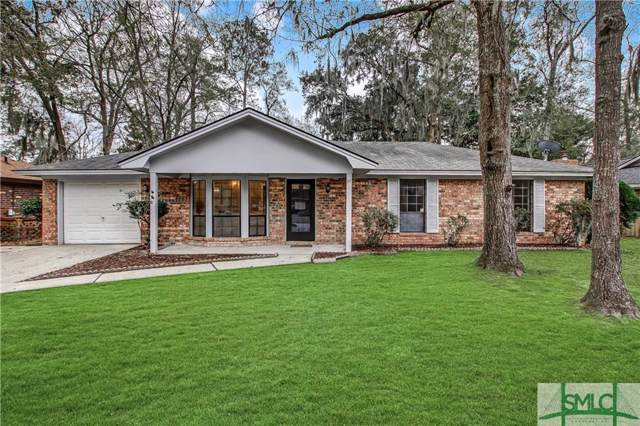 211 Whittington Drive, Savannah, GA 31419 (MLS #218983) :: The Arlow Real Estate Group