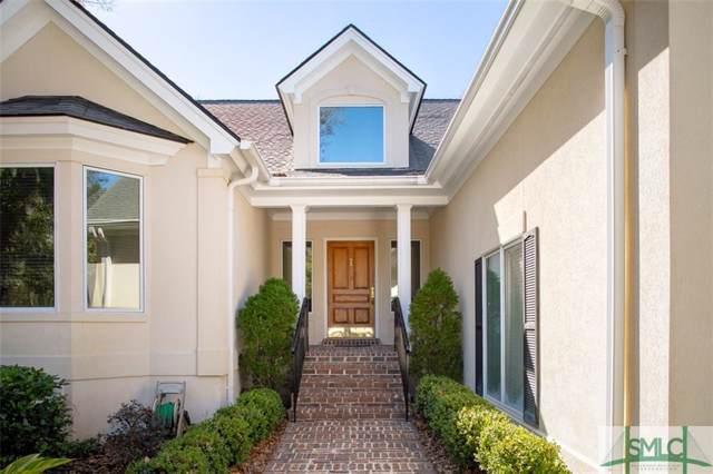 6 Sea Eagle Court, Savannah, GA 31411 (MLS #219004) :: The Arlow Real Estate Group